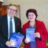 Yazar Tülay Önder'den Başkan Mirza'ya teşekkür ziyareti