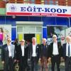 Milletvekili Namık Havutça Erdek'te coşkuyla karşılandı