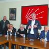 CHP Milletvekili Havutça, Altıeylül CHP'de alkışlarla karşılandı