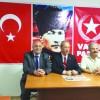 DSP Balıkesir İl başkanı, Vatan  Partisi'ne katıldı