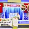 Bandırma'daki din görevlilerinden gazilere destek