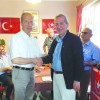 Durgut Ergin, Vatan Partisi'ne katıldı