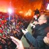 AK Parti Balıkesir'de zaferini kutladı