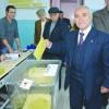 Balıkesir'de ilk yaşlılar oy kullandı