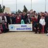Bigadiç'li Engelliler Çanakkale'yi Gezdi
