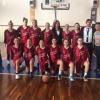 Bordo Beyazlı Kızlar İstanbul'da Kaybetti