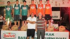 Bandırma'nın şampiyonları belli oldu