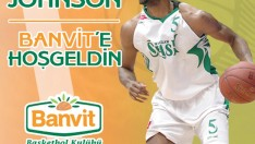 Dominique Johnson Banvit'te