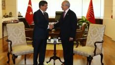 AKP-CHP koalisyon görüşmelerinin ilk turu tamamlandı