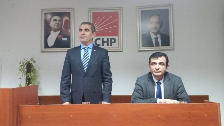 CHP Balıkesir İl Başkanı  Ender BİÇKİ'den teşekkür ziyareti