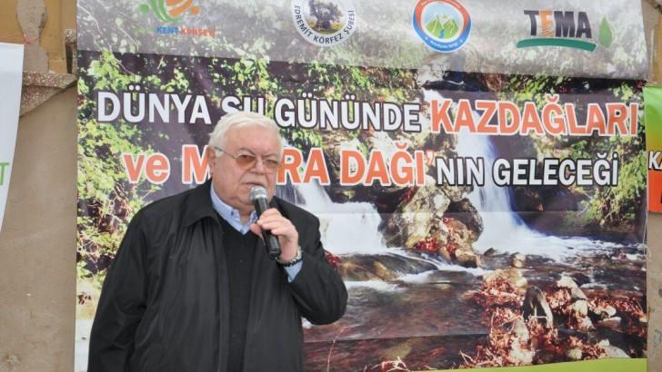 """""""KAZDAĞLARI'NIN ENKAZ DAĞLARINA DÖNÜŞMESİNE İZİN VERMEYECEĞİZ"""""""