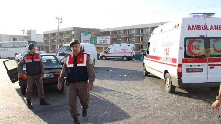 Edremit Belediye Meclis Üyesi  Murat Tuna Kaza Geçirdi