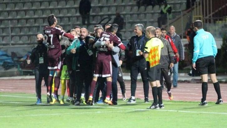 Bandırmaspor 2-0 Mağlup
