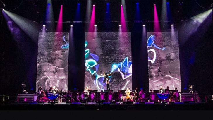 'Vivaldi'nin Hayatına Işık Tutan Teknolojik Şov