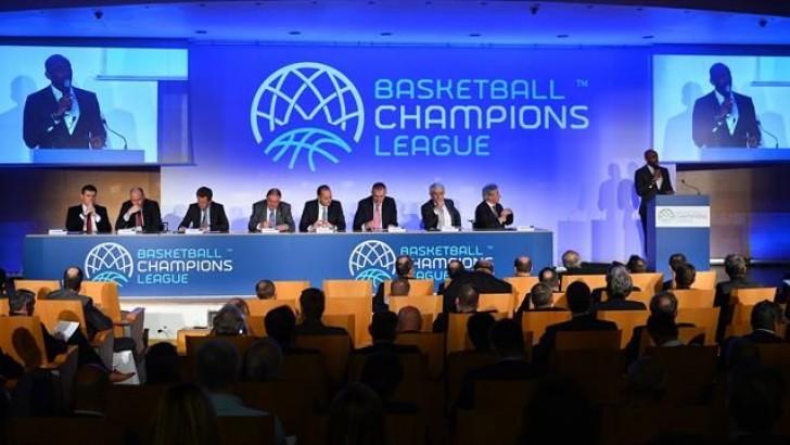 FIBA Şampiyonlar Ligi Zirvesi Yapıldı