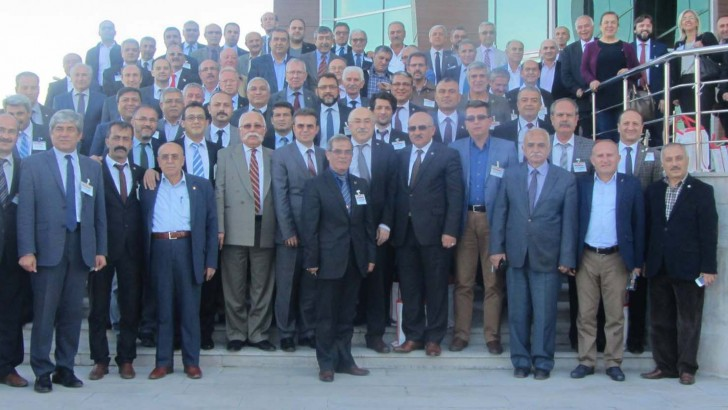 Türk Ocakları Şube Başkanları,  İstişare Toplantısı Gerçekleştirdi