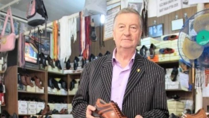 Bu İlçede Çin Malı Ayakkabı Satılmıyor