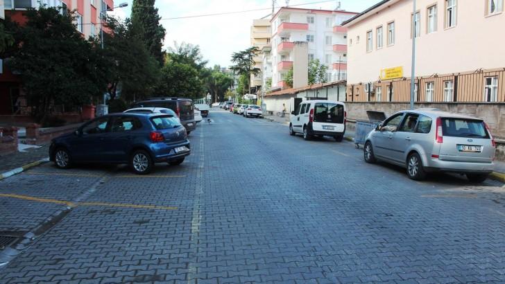 Edremit'te Parkomata Yürütmeyi Durdurma