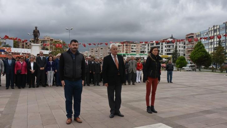 Edremit'te Cumhuriyet Bayramı