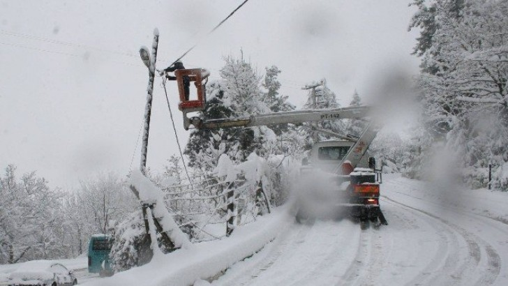 Uludağ Elektrik Dağıtım,  Ağır Kış Şartlarına Karşı Seferber Oldu