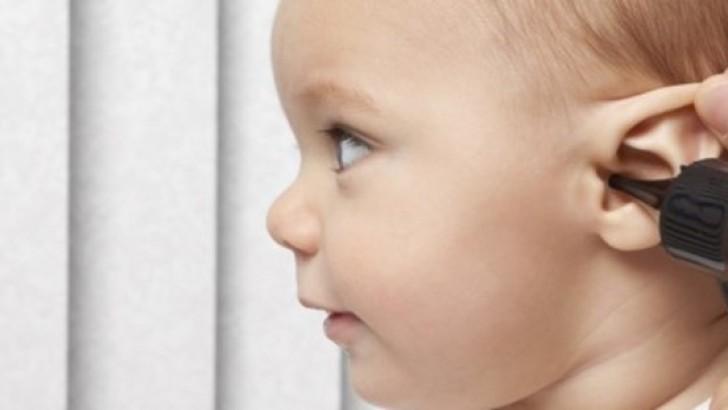 Enfeksiyon, Çocuklarda  İşitme Kaybı Sebebi
