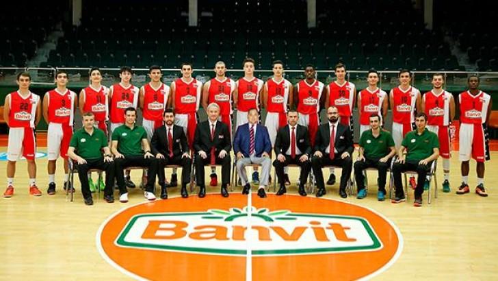 Banvit Şampiyonlar Ligi Arenası'nda