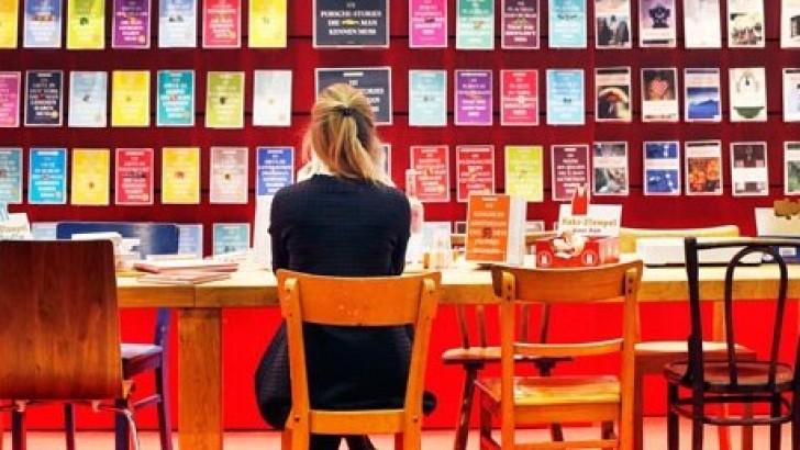 """Frankfurt'ta """"Okuyanların Ülkesi Türkiye"""" Sergisi"""