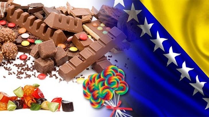 Türk Şekerlemeleri Bosna Hersek'te ,İlgi Görüyor