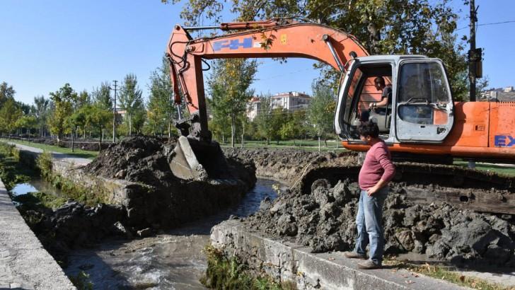 Dursunbey'de Kapalı Devre  Sulama Sistemi Çalışmaları