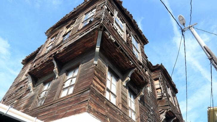 Tarihi Binalar Yeniden Hayat Bulacak