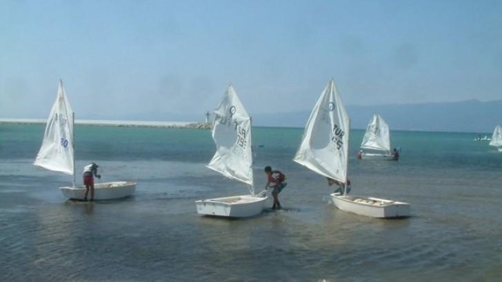 Burhaniye'de Yelken Kulübü  Öğrenci Kayıtlarına Başladı