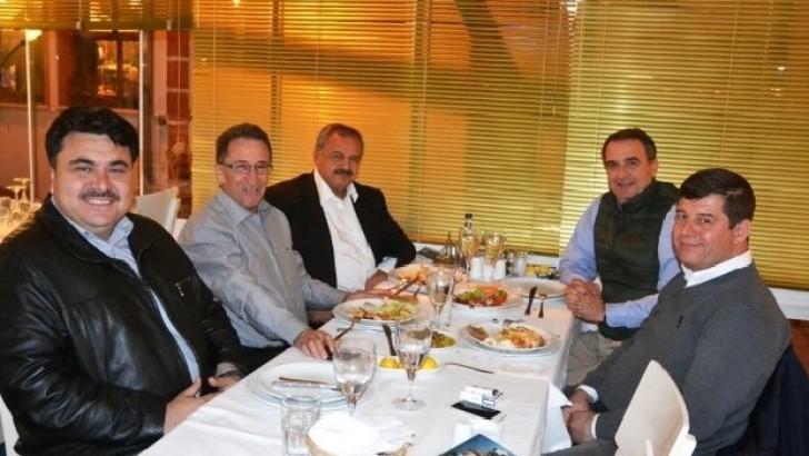 Körfezin Belediye Başkanları Ayvalık'ta Buluştu