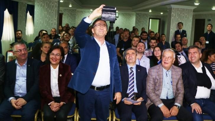 Edremit'te 'Sosyal Medya Çalıştayı' Yapıldı