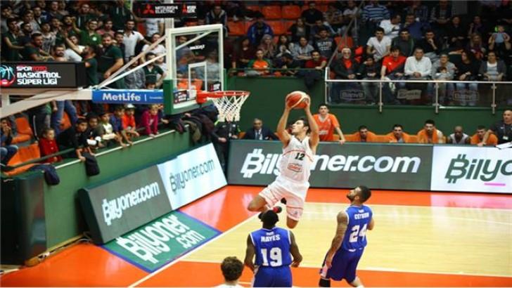 Banvit Basketbolda Tofaş Galibiyeti