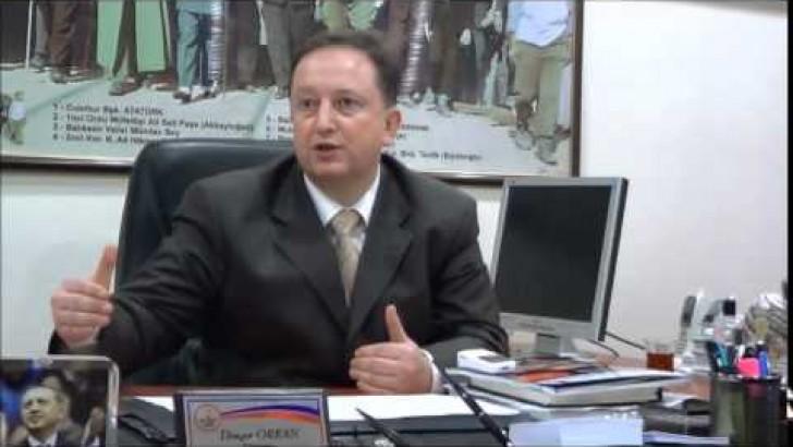 AK Parti Balıkesir İl Başkanı İstifa Etti