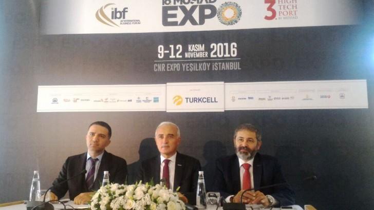 İş Dünyasını MÜSİAD EXPO'ya  Davet Ediyoruz