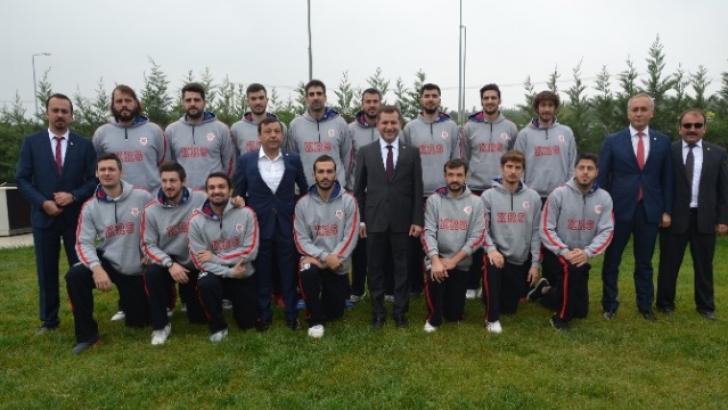 Karesi Spor, İzmir Bşb Deplasmanında