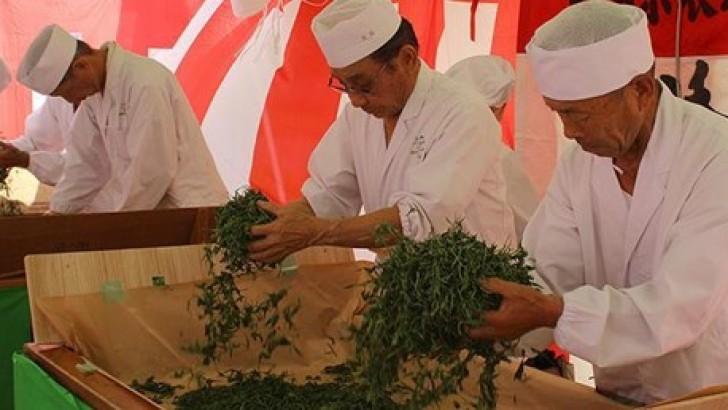Rize Çayını Japonya'da Tanıttılar