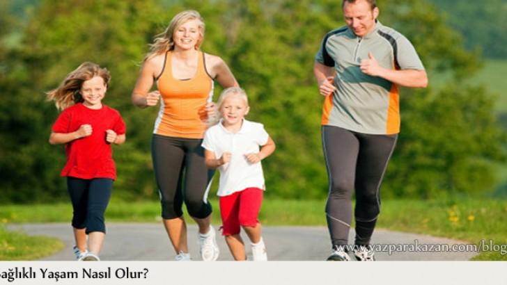 'Sağlıklı Yaşamın Sırrı Çocukluktan Başlıyor'