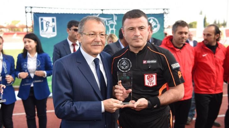 Mahalle Ligi Futbol Turnuvası Başladı…