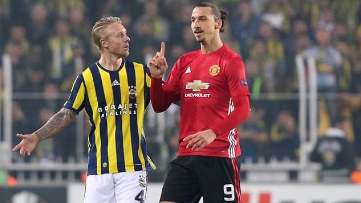 Fenerbahçe'den Nasıl Yani Dedirten An! '