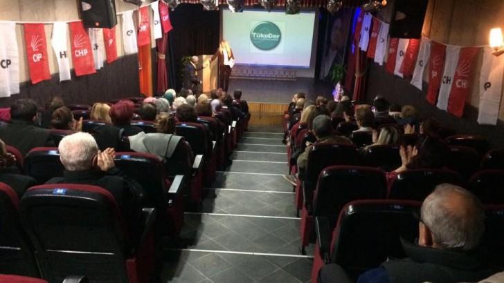 """CHP Karesi Kadın Kollarının """"Kalkınma Aileden Başlar""""Paneli"""