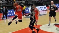 Dev Mücadelede  Banvit Beşiktaş Sompo Japan'a Karşı