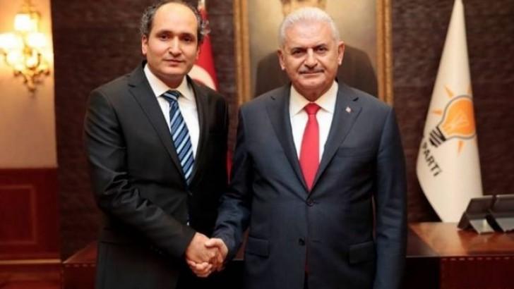 AK Parti Balıkesir İl Başkanlığına Hasan Demiraslan Atandı