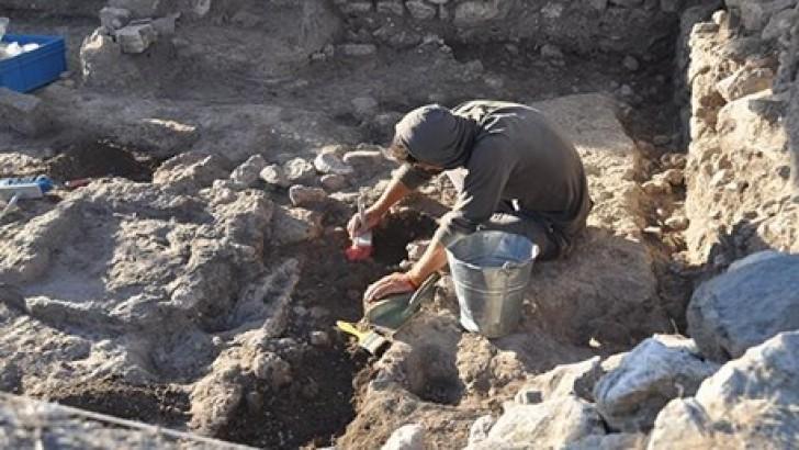 Balıkesir'de 2 Bin 600 Yıllık Mutfak