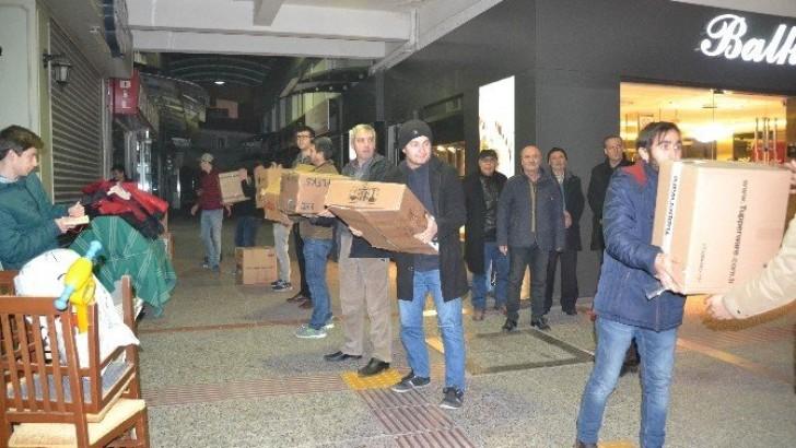Türkmenlere Yardım Kampanyası