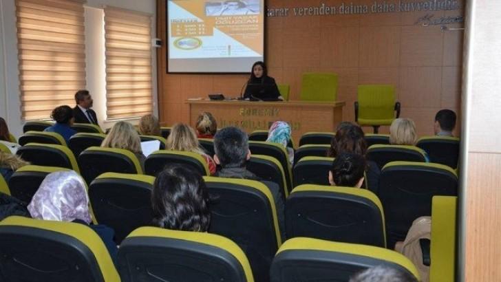 Milli Eğitim'de Proje Toplantısı