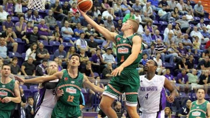 Şampiyonlar Ligi'nde Cez Nymburk Deplasmanında