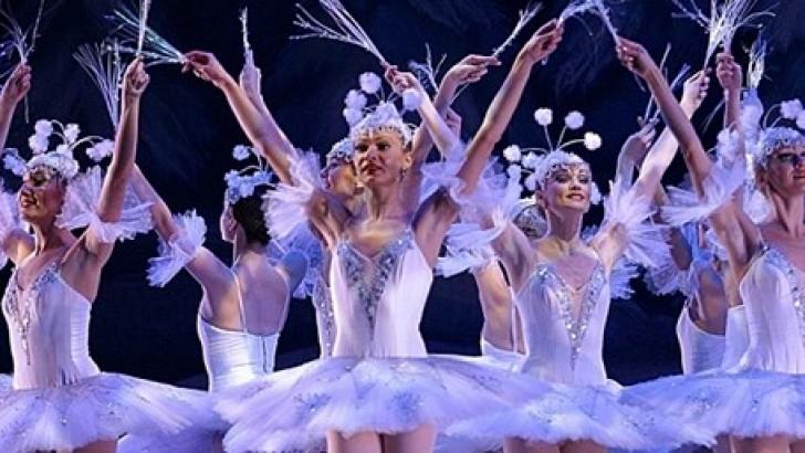'Fındıkkıran'Balesi Opera Sahnesi'nde