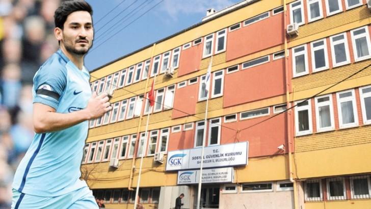 İlkay Gündoğan, 28 Milyona  Balıkesir'de SGK Binasını Aldı
